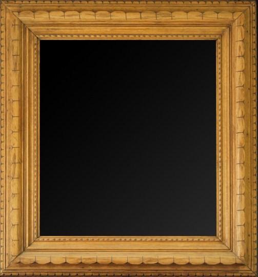 cadre bois chene clair ~ Cadre Photo En Bois