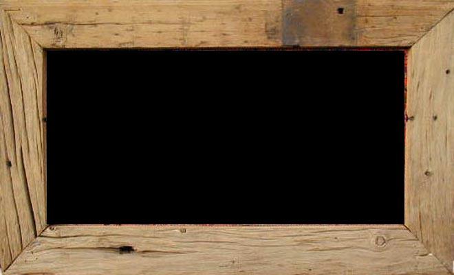 cadre en bois ~ Cadre Photo En Bois